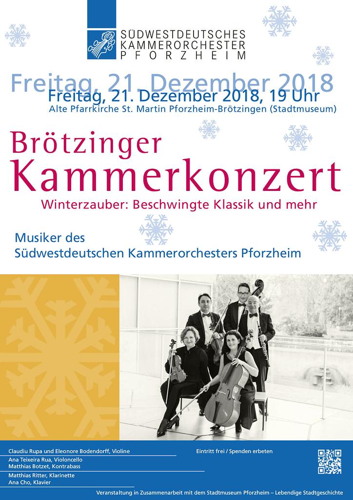 Brötzinger Kammerkonzert